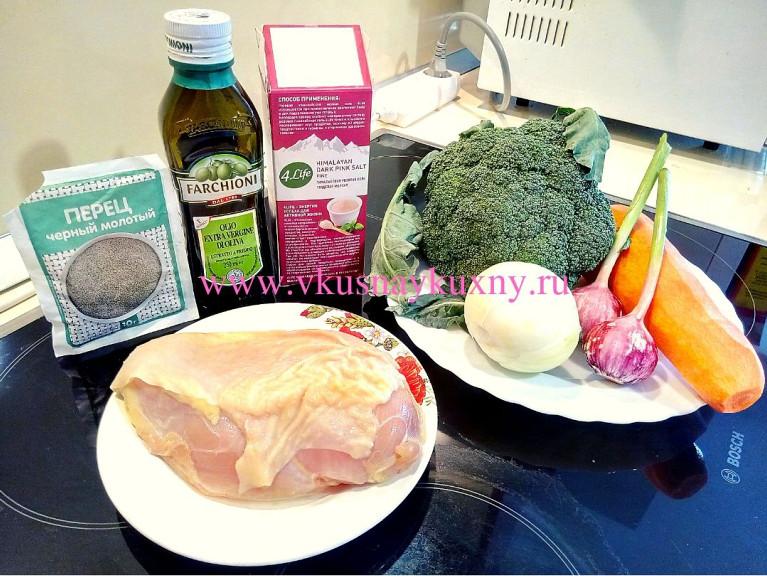 Капуста брокколи рецепты приготовления с фото игредиенты