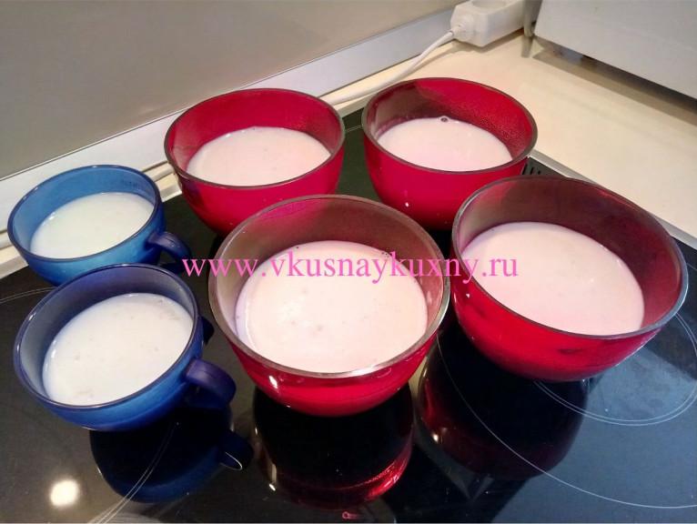 Рисовый пудинг турецкий рецепт приготовления