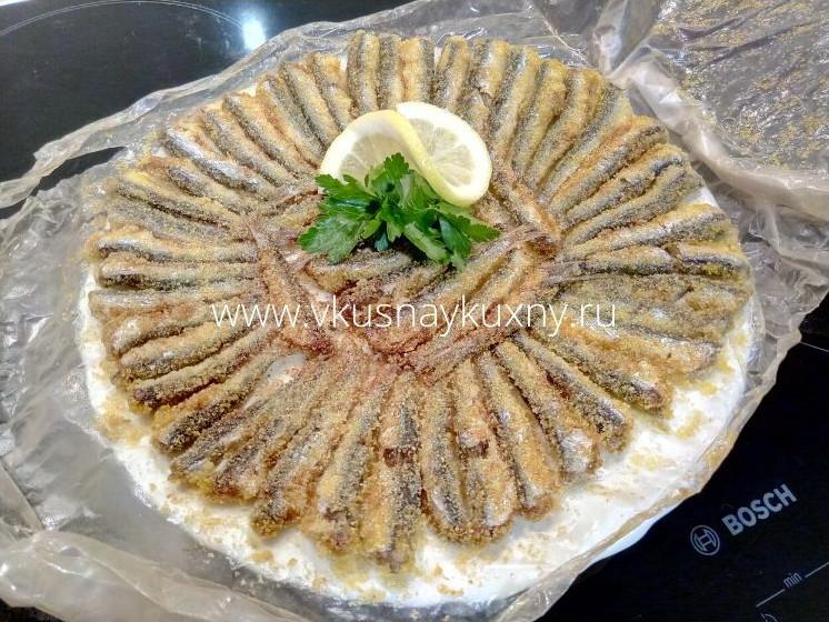 Рыба хамса в Турции рецепт приготовления с фото
