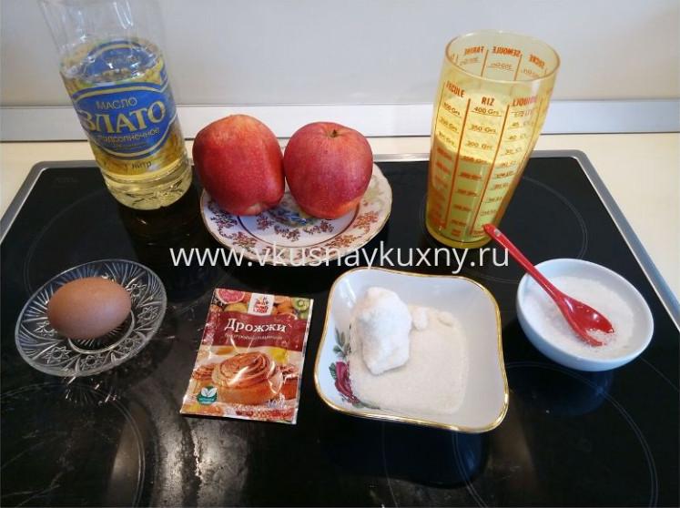 Блины с яблоками рецепт с фото пошагово легкий рецепт на сковороде
