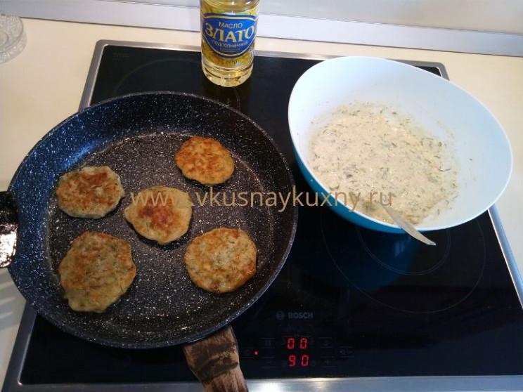 Оладьи из куриного филе рецепты на сковороде жаренные