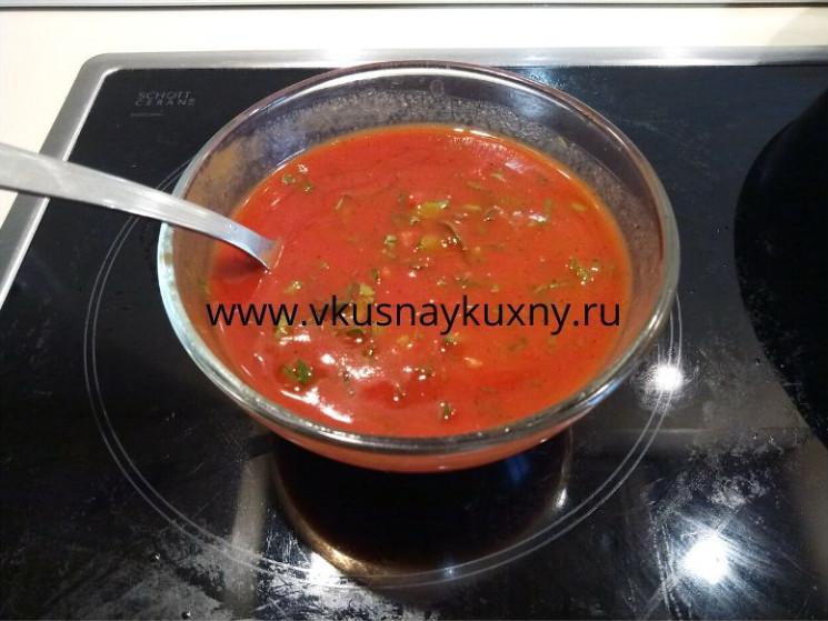 Соус для спагетти рецепт с томатной пастой и чесноком