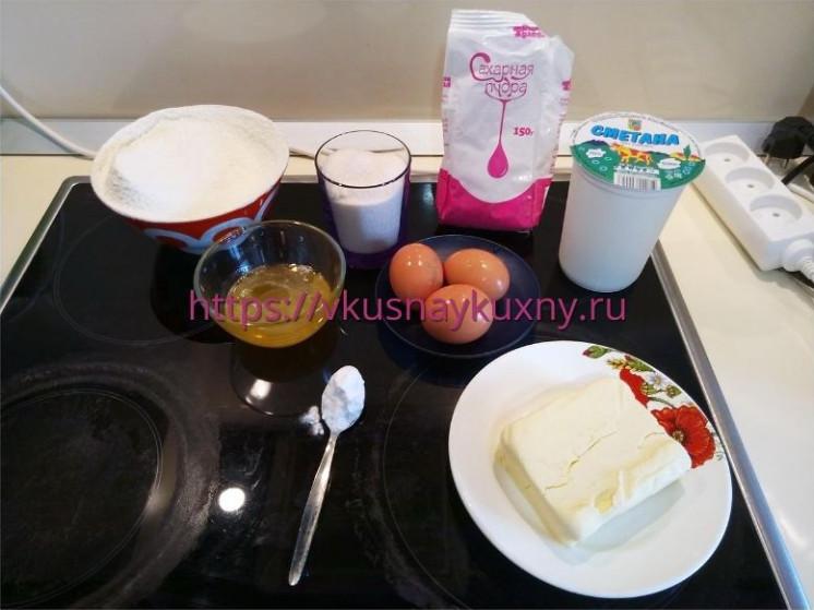Торт медовый классический рецепт со сметанным кремом ингредиенты для торта