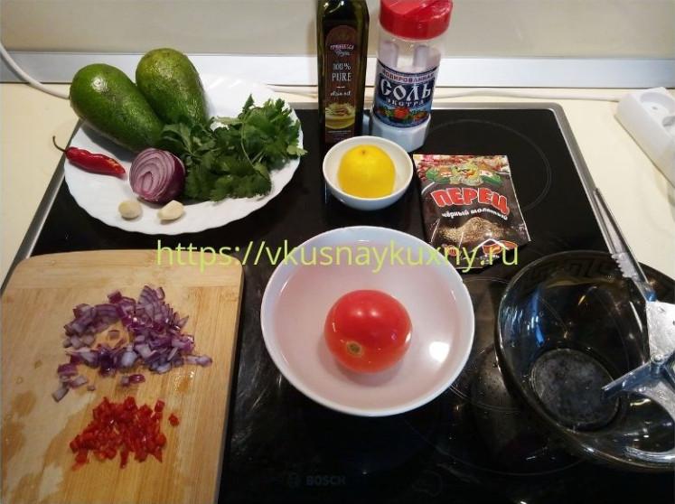 Как сделать гуакамоле из авокадо дома