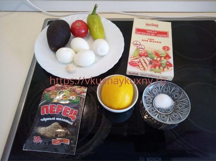 Закуска из авокадо рецепты с фото простые и вкусные
