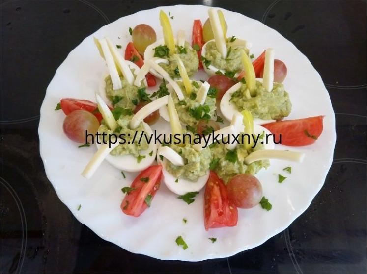 Закуска из авокадо рецепты с фото