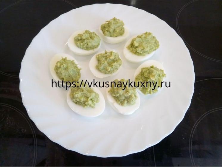 Закуски из авокадо рецепты быстро и вкусно и просто