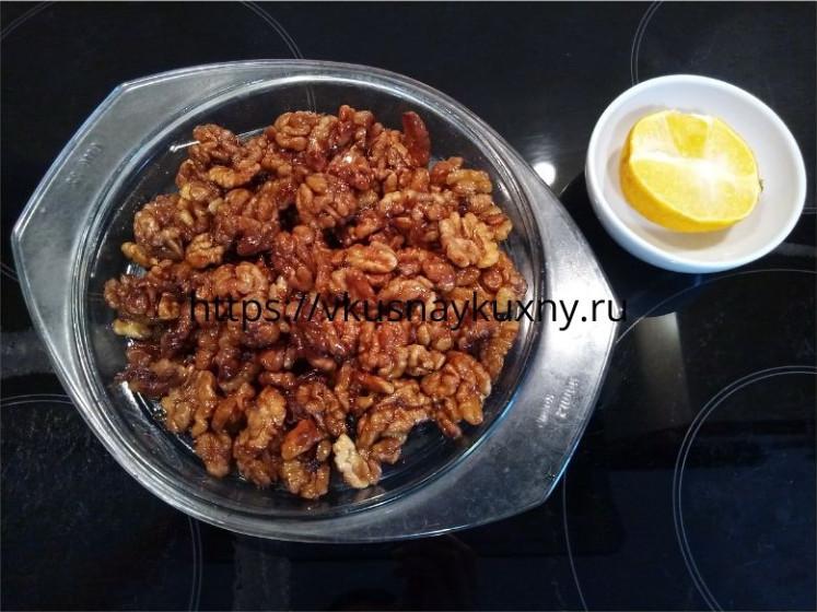 Ореховая халва рецепт в домашних условиях с медом