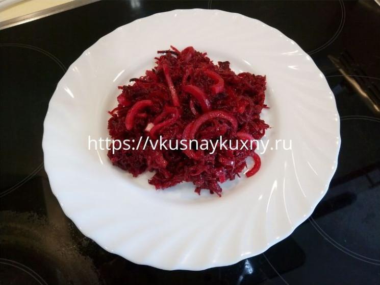 Свекла по корейски рецепт пошаговый