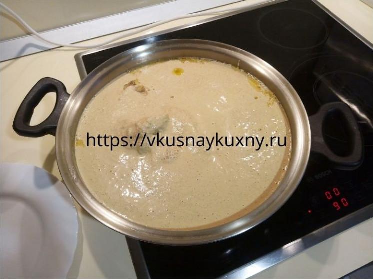Как приготовить сациви из курицы по грузински рецепт пошаговый