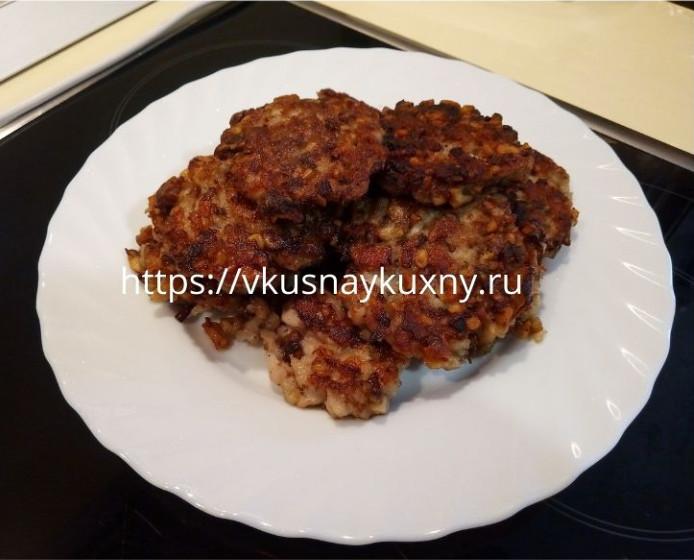 Еврейские куриные котлеты рецепт пошаговый