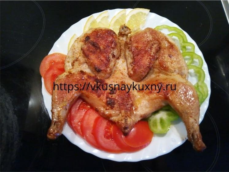 Как приготовить цыпленка табака в домашних условиях на сковороде