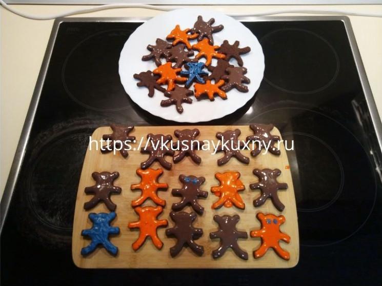 Печенье шоколадное рецепт очень вкусное в домашних условиях с какао