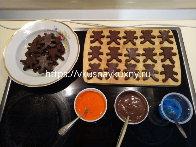 Шоколадное печенье шоколадное печенье с какао