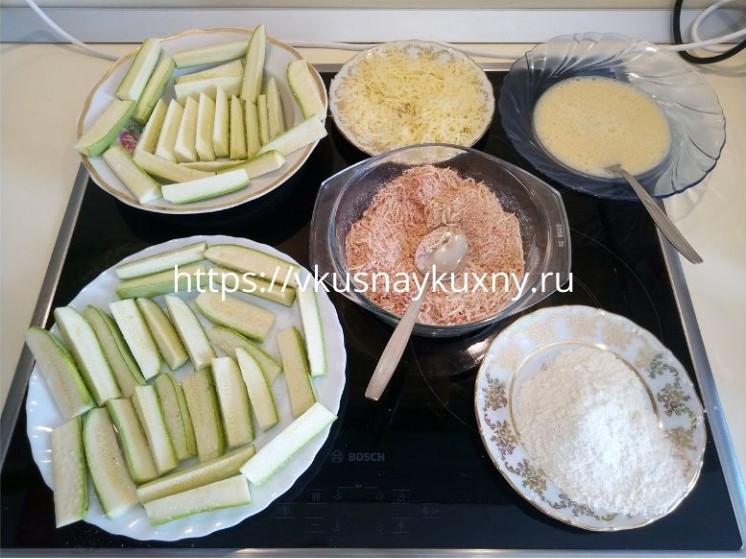 Кабачковые наггетсы рецепт с сыром