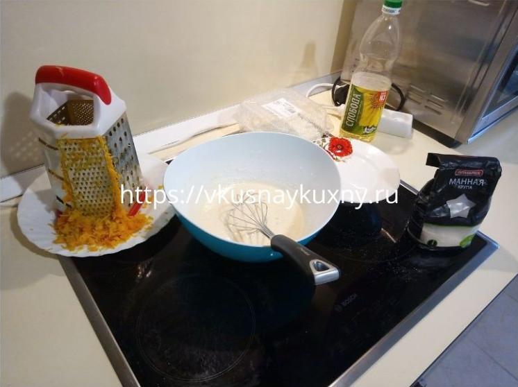 Творожно тыквенная запеканка рецепт с маком