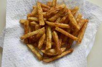 Картофель фри дома