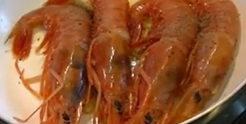 Фондю из морепродуктов