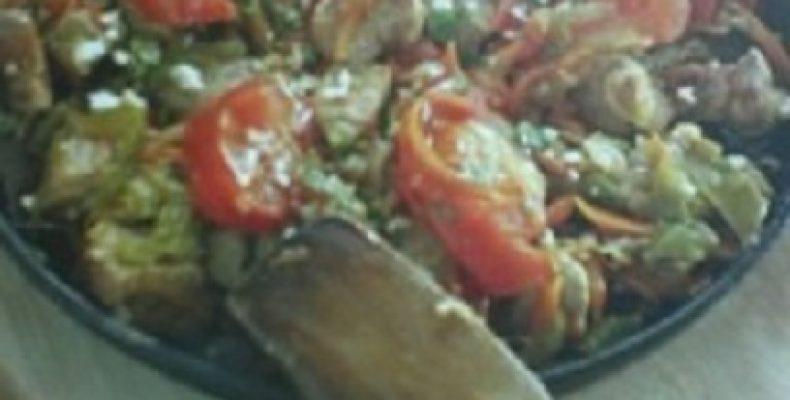 Мясо по абхазски