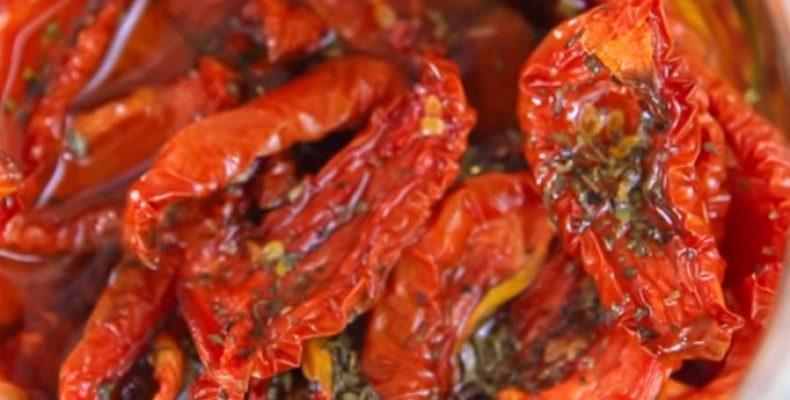 Вяленые томаты