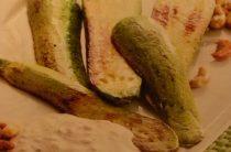 Соус сливочный с орехами